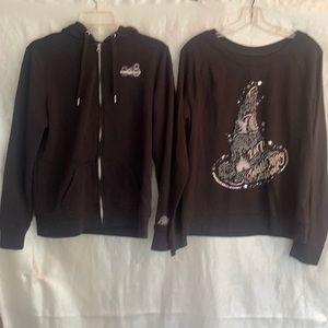 Disney Park New hoodie & sweatshirt size Large